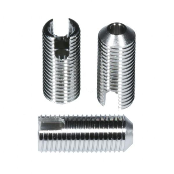 GPI-Führungshülsen aus Titan für Implantatschablonen, 10-er-Pack